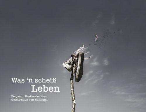 """B. Breitmaier:""""Was'n scheiß Leben"""" 15.11.2019"""