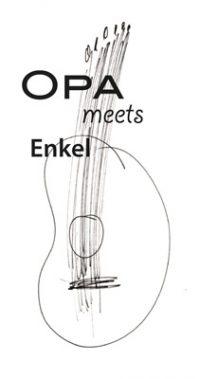 Opa-meets-Enkel-Logo