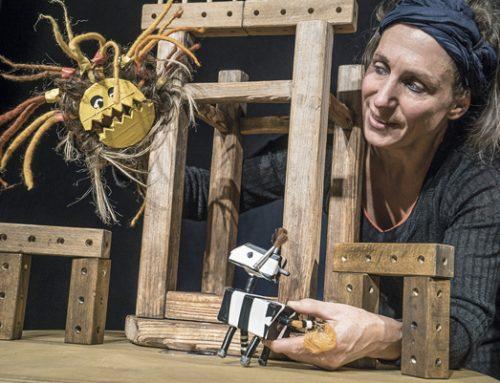 """Theater patato-patata: Die große Tierwanderung"""" 23.11.2019"""