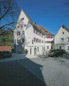 Kloster-Horb-Vorplatz