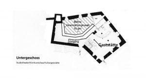 Lageplan Klostersaal