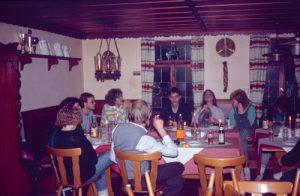 1986-Gaststaette-Maier-Kneipenteam
