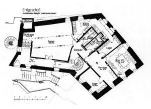 Grundriss-EG-Klosterforum