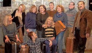 Theater-Team Ankommen in Horb 2015