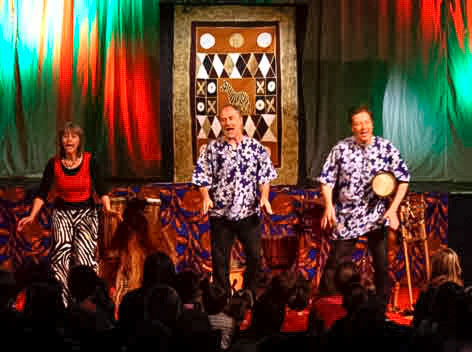 Kindertheater Kuntu