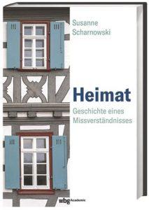 Susanne Scharnowski- Heimat-Cover