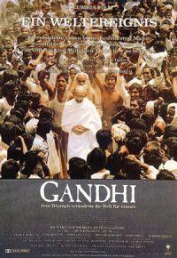 Gandhi-Filmposter