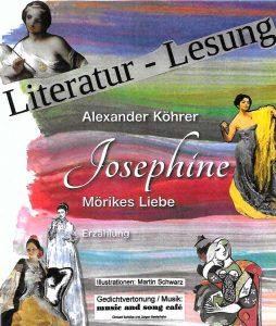 Alexander Köhrer-Josephine Lesung Kloster