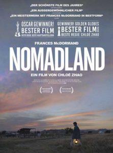 Nomadland-Plakat